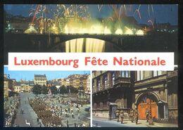 Luxembourg. *Pont Adolphe: Feu D'Artifice...* Ed. MPK Nº 103. Nueva. - Otros