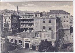 CARD GENOVA ISTITUTO ARECCO LICEO CLASS-SCIENT.SCUOLE ELEM. MEDIE DISTRIBUTORE BENZINA SHELL    -FG-VDB-2-0882-27994 - Genova (Genoa)