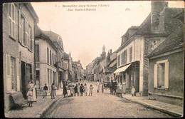 10   AUBE    ROMILLY Sur SEINE  Rue Gornet Boivin  1914 - Romilly-sur-Seine