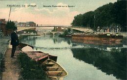 NAMUR  Et Ses Environs 5 Cartes - Namur
