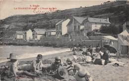11 - AUDE  / 11706 - La Franqui Plage - Heure Du Bain - Beau Cliché Animé - Autres Communes