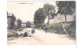 D 54 PIERREPONT...  Le Fayel - Francia