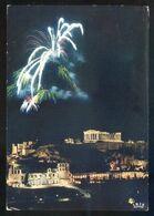 Grecia. Atenas. *L'Acropole Iluminée* Ed. H. Hassid Nº 31. Circulada 1962. - Otros