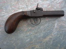 Pistolet De Voyage/bottte - Unclassified