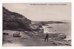 44  PREFAILLES   La Côte Et La Baie - Préfailles