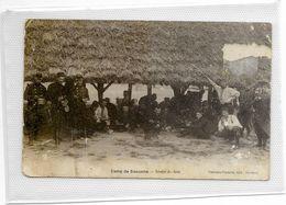 CPA Camp De SISSONNE Soupe Du Soir LiRE DESCRIOTION - Sissonne