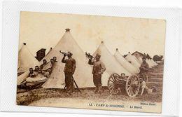 CPA Camp De SISSONNE Le Réveil - Sissonne