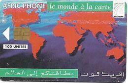 @+ Afric Phone 100U - Puce SIE 30 - Ref : MOR-AP-3 - Maroc