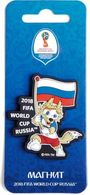 Russia 2018 Magnet 2018 FIFA World Cup Football Russia Official Licensed Product - Deportes