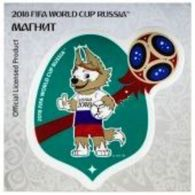 Russia 2018 Magnet 2018 FIFA World Cup Football Russia Official Licensed Product - Sports