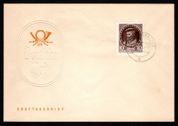 DDR SC #271 1955 Georgius Agricola FDC 11-21-1955 - [6] Democratic Republic