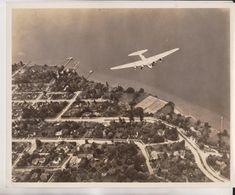 BOEING XB15 WWI   25* 20 CM UNITED STATES AIR CORPS  SEATTLE WASHINGTON - Lugares