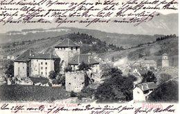 Schloss Schattenburg Und Hoher Kasten Feldkirch - Feldkirch
