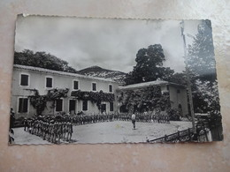 CPSM 30 QUISSAC Colonie De Vacances De Fonsange Les Bains - Quissac