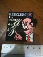 Magnet Leclerc La Rentrée - Magnets