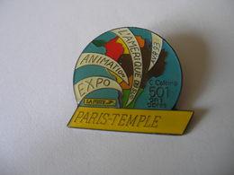 LA POSTE PARIS TEMPLE AVR 93 CHRISTOPHE COLOMB 501 Ans Après - Mail Services