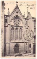 (75) 419, Paris 08, Les Eglises De Paris LJ & Cie 66, Eglise Ecossaise - Paris (08)