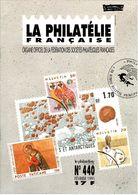 REVUE LA PHILATELIE FRANCAISE N° 440 De Février 1991 - Magazines