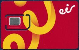 IRELAND - IRLANDE - IRLAND - IRLANDA GSM (SIM) CARD EIR MINT UNUSED - Ireland