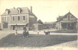 Ouville La Rivière - L'Hôtel Des Deux-Gares - France