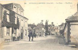 Ouville La Rivière - La Place - The Place - Frankrijk