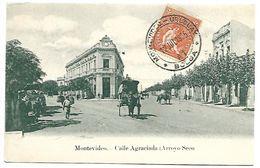 URUGUAY - MONTEVIDEO - Calle Agraciada (Arroyo Seco) - Uruguay