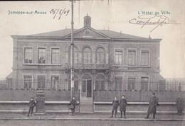 JEMEPPE SUR MEUSE - L'HOTEL DE VILLE - Seraing