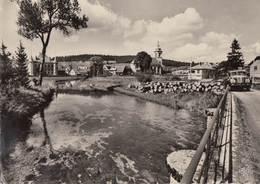 MOUTHE: Le Doubs Près Du Pont Carrez - Mouthe