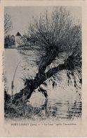 PORT LESNEY - La Loue Après L'inondation - France