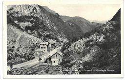 Austria Plöckenpass Osterreich – Italienische Grenze Passo Di Monte Croce Carnico  Confine Italo-Austriaco Viaggiata 195 - Austria