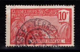 Guadeloupe - YV 59 Oblitere BASSE TERRE - Guadalupe (1884-1947)