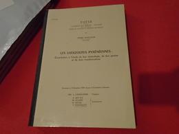 Minéralogie, Géologie, Pyrénées : LHERZOLITES PYRENEENNES : étude Minéralogie, Genèse Et Transformations - Sciences