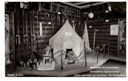 Skimuseet Frognerseteren Amundsens Sydpolsutstyr - Teltet Som Stod Pa Sydpolsutstyr - Norvège