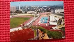 Lyon La Duchere Le Stade CP Stadium Cartolina Stadio Postcard Stadion AK Carte Postale Stade Estadio - Calcio