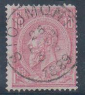N° 46 - Stoumont - 1884-1891 Leopold II