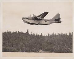 BOEING XPBB 1 SEA RANGER  WWII   25* 20 CM LAKE WASHINGHTON NEAR SEATTLE NAVY - Aviación