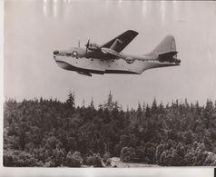 1948  BOEING XPBB 1 SEA RANGER  WWII   25* 20 CM LAKE WASHINGHTON NEAR SEATTLE NAVY - Aviación