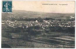 NOGENT  L'ARTAUD . 02 . Vue Générale Du Village .1911 - France