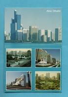 Emirats Arabes Unis United Arab Emirates View Of Abu Dhabi - Emirats Arabes Unis