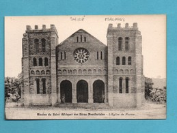 Afrique Malawi L ' Eglise De Nzama - Malawi