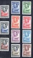 BECHUANALAND N°65/75 - Botswana (1966-...)