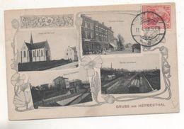 37857  -    Gruss  Aus  Herbesthal - Welkenraedt