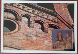 PALAIA (PISA) - Chiesa Di Sant'Andrea - Madonna Col Bambino Di F. Di Valdambrino  Vg - Pisa