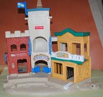 Fischer Price Great Adventures Western Town Ville De L'Ouest - Autres Collections
