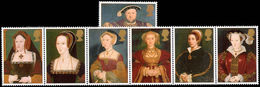 1997 450th Death Anniv Of King Henry VIII Unmounted Mint. - 1952-.... (Elizabeth II)
