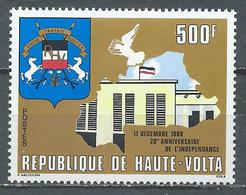 Haute-Volta YT N°530 Indépendance Neuf ** - Alto Volta (1958-1984)