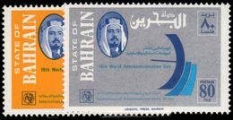 Bahrain 1978 10th World Telecommunications Day Unmounted Mint. - Bahrain (1965-...)