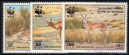 Bahrain 1993 The Goitered Gazelle Part Set Unmounted Mint. - Bahrain (1965-...)