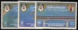 Bahrain 1986 Bahrain-Saudi Highway Unmounted Mint. - Bahrain (1965-...)
