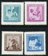 Costa Rica 1964 Obligatory Tax. Christmas Unmounted Mint. - Costa Rica